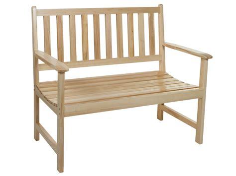 bancos de madera para exterior banco de exterior madera de 225 lamo banco madera