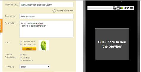 aplikasi membuat website sendiri cara membuat aplikasi android sendiri dengan cepat dan