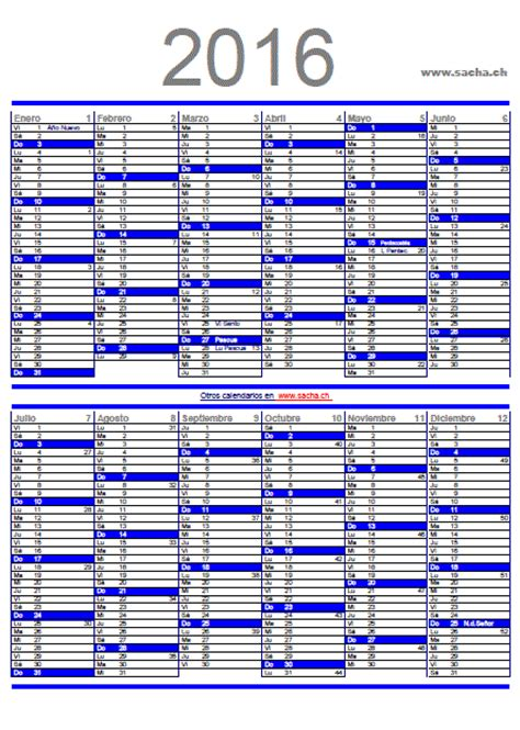 Calendario Zaragozano 2016 Gratis Planner Para Imprimir 2016 Calendar Template 2016