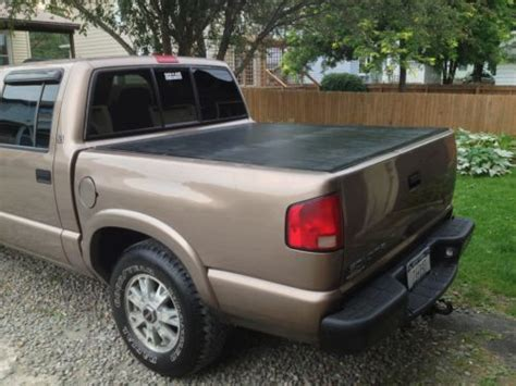 how to work on cars 2002 gmc sonoma parking system find used 2002 gmc sonoma sls crew cab truck 4x4 auto v 6 w extras not rotted out in bath new