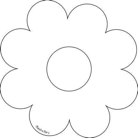 forme fiori da ritagliare coccarde sagome da ritagliare