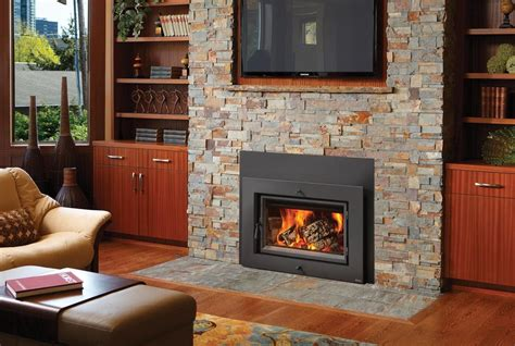 foyer bois wood burning stove fireplace insert atlanta heat your