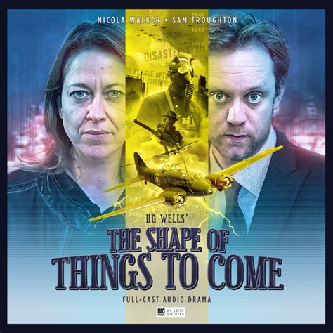 The Shape Of Things To Come out now the shape of things to come news big finish