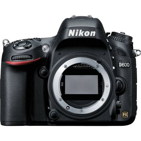 nikon d600 dslr used nikon d600 dslr only 25488 b h photo
