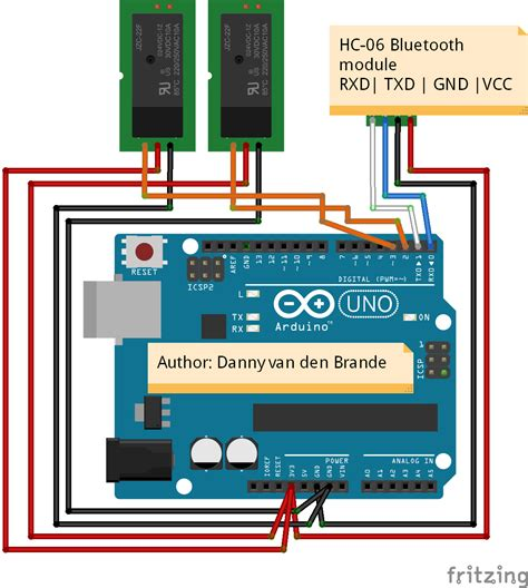 arduino android bluetooth home app hc 06