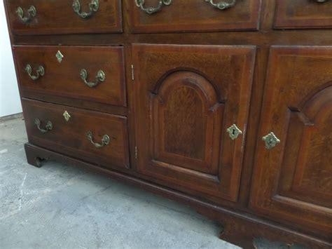 Antique Oak Dressers by Antique Oak Dresser And Rack C1770 216cmsl Antiques Atlas
