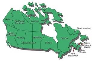 what animal each does the maps of russia canada china