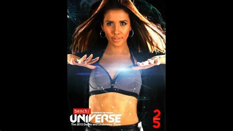 Karylle Wardrobe Malfunction by Bench Universe Karylle Diether Oco