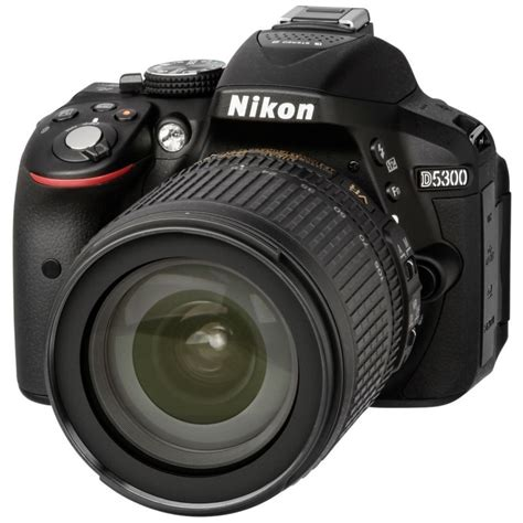 Nikon D5300 Kit Black Aksesories nikon d5300 18 105mm vr kit black dslrs photopoint