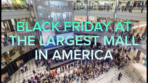 black friday a photo series of america s abandoned black friday shopping at the largest mall in america youtube