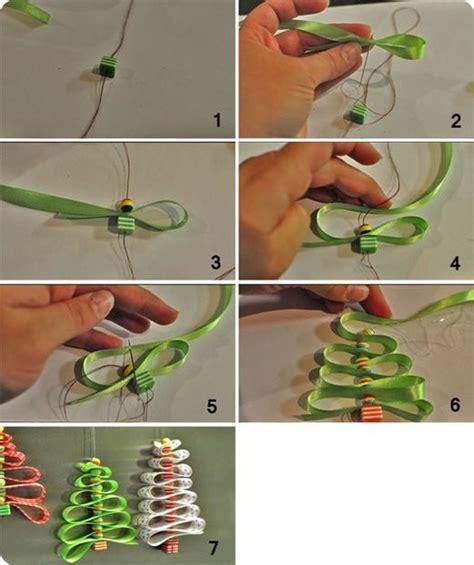 diy tree ribbon decorations easy bead and ribbon tree diy tutorial beesdiy