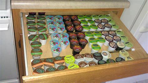 coffee pod drawer insert 7 handy drawer organization ideas room bath