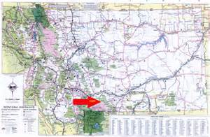 Maps Of Montana by Hudson Realty Company Cathedral Mountain Ranch Subdivision