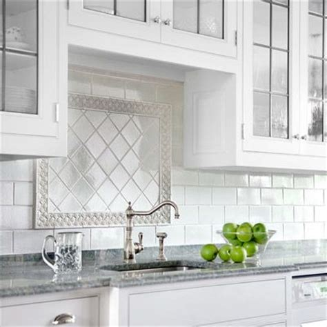 Kitchen Backsplash Subway Tile Patterns All About Ceramic Subway Tile Stove Subway Tile Backsplash And Floral Border