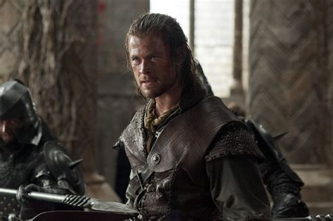 Snow White The Huntsman By new trailers for snow white and the huntsman and tim