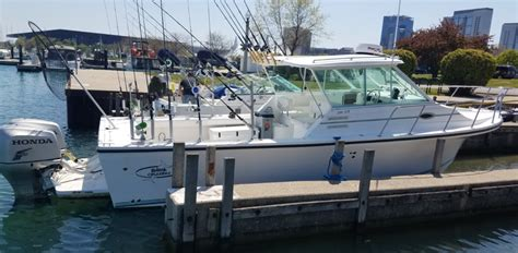 chicago boat charters boats salmon fishing charter chicago fishing trips