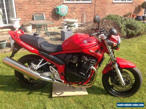 Suzuki Bandit For Sale 2005 Suzuki Bandit Gsf 650 K5 For Sale In The United Kingdom