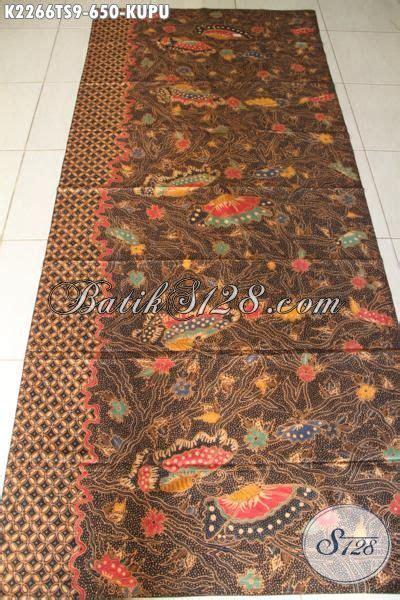 Batik Etnik Elegan kain batik elegan motif kupu dengan kwalitas mewah batik