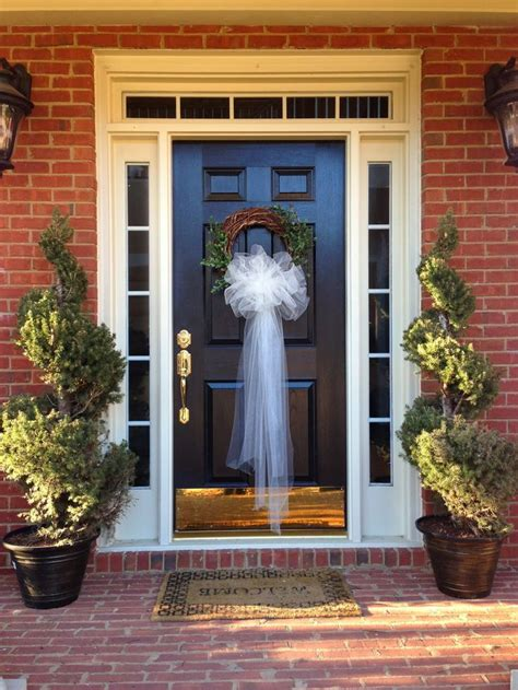 wedding wreaths for front door 25 best ideas about bridal wreaths on wedding