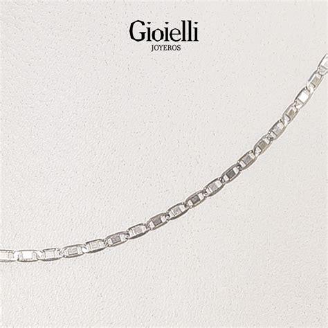 cadena de oro blanco colombia cadena scala w 65 215 0 2cm