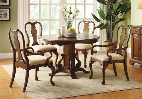 round formal dining room sets yorkshire formal round table dining room set 12851 dining room furniture dining room sets