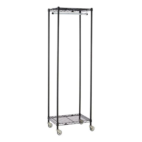 small clothes intermetro small clothes rack the container store