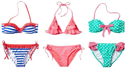 bathing suits my weakness target unsweetened