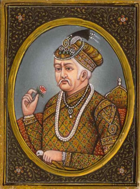 Real Akbar Picture