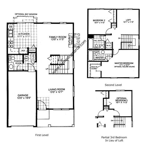 camden floor plan camden model in the woodlake subdivision in naperville