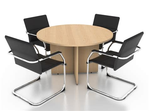 Office Meeting Table Office Chairs And Table Stock Photography Image