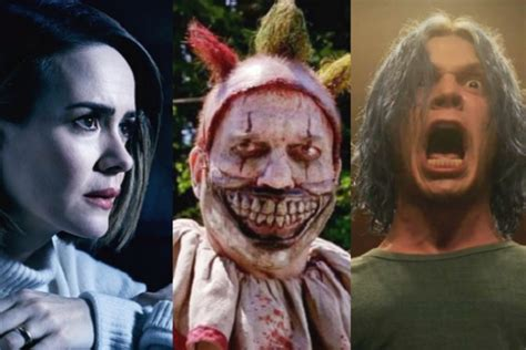 american horror story best villains ranked screenrant every american horror story cult character ranked by cult likeliness