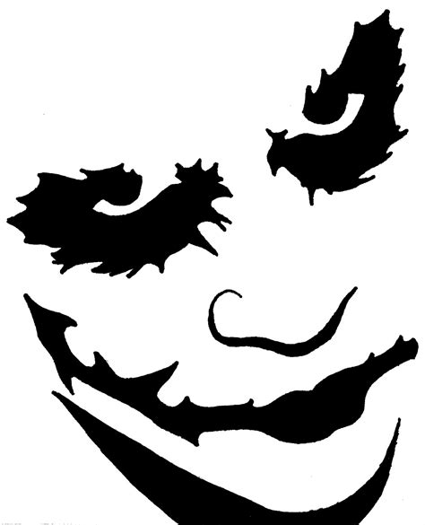 printable pumpkin stencils batman free batman pumpkin stencil cliparts co