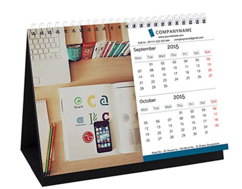calendar design behance 2015 corporate desk calendar design on behance
