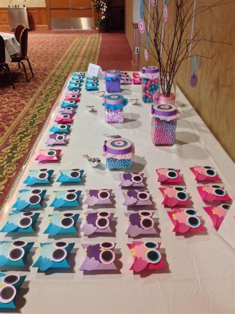 owl theme baby owl themed decorations for baby shower images