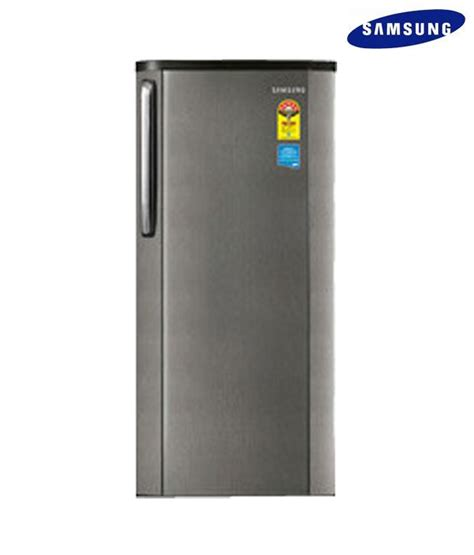 Samsung Refrigerator One Door by Samsung Rr2315tabsu Tl Single Door 230 Ltr Refrigerator