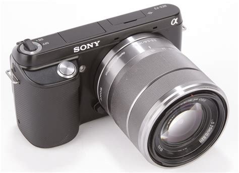 Kamera Mirrorless Sony Nex F3 sony nex f3 review