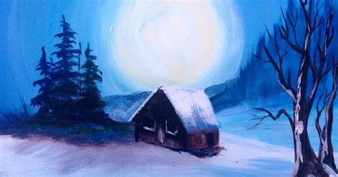 bob ross paintings for beginners bob ross in acrylic ways you can still paint along the