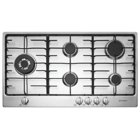 modern gas cooktop westinghouse ghr95s gas cooktop