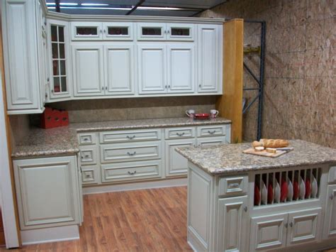 Ivory Glazed Best Priced Painted Kitchen Bathroom Cabinets Ivory Colored Kitchen Cabinets