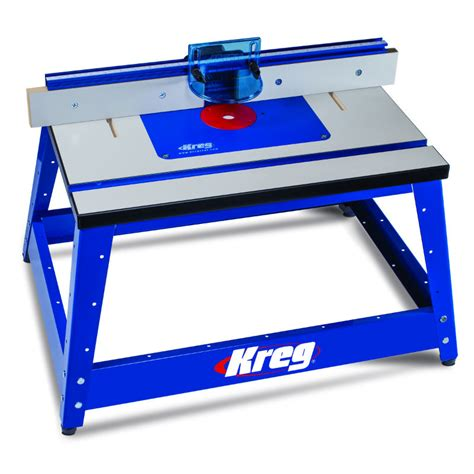 kreg precision router table kreg precision benchtop router table