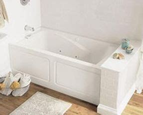 bathtub length 58 inches bathtub sizes reference guide to common tubs