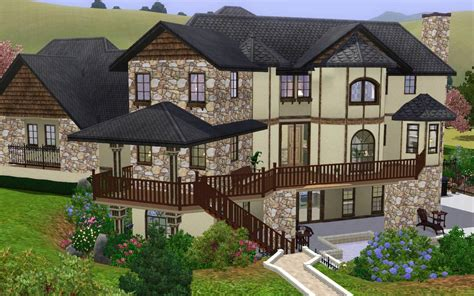 Sims 2 House Ideas Designs Layouts Plans Sims 2 Floor Plan Ideas