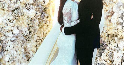 flower wall kim kardashian wedding kanye west spent four days editing wedding photo before he