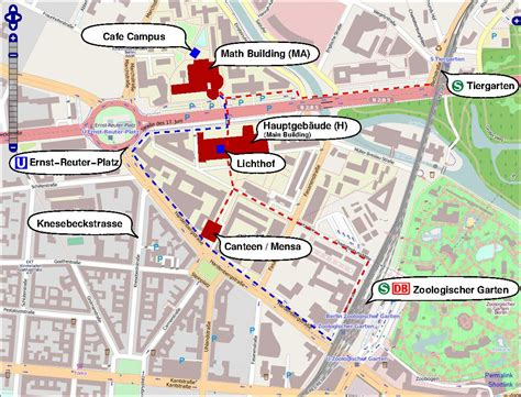 Zoologischer Garten Station Map by Summer School Energy Based Modeling Simulation And