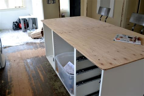ikea hack how we built our kitchen island jeanne oliver ikea hack how built our kitchen island jeanne oliver