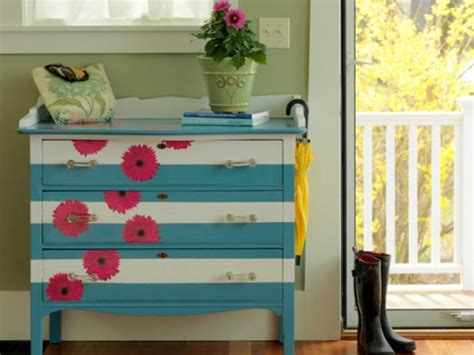 Diy Decoupage Dresser - diy decoupage ideas projects diy