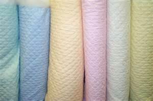 Quilted fabric efabrics