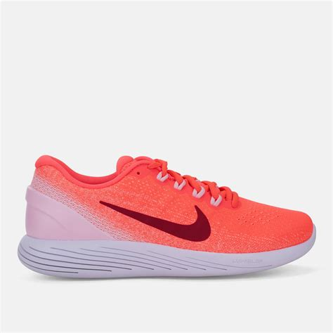 Nike Lunarglide For shop orange nike lunarglide 9 running shoe for womens by