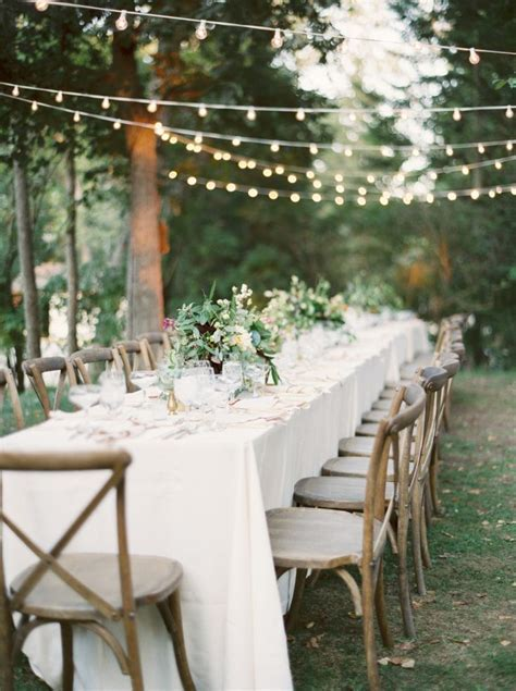 Rustic Enchanted Camp Wedding Inspiration