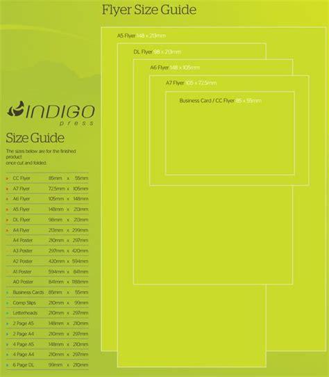 flyer templates size e brochure size renanlopes me